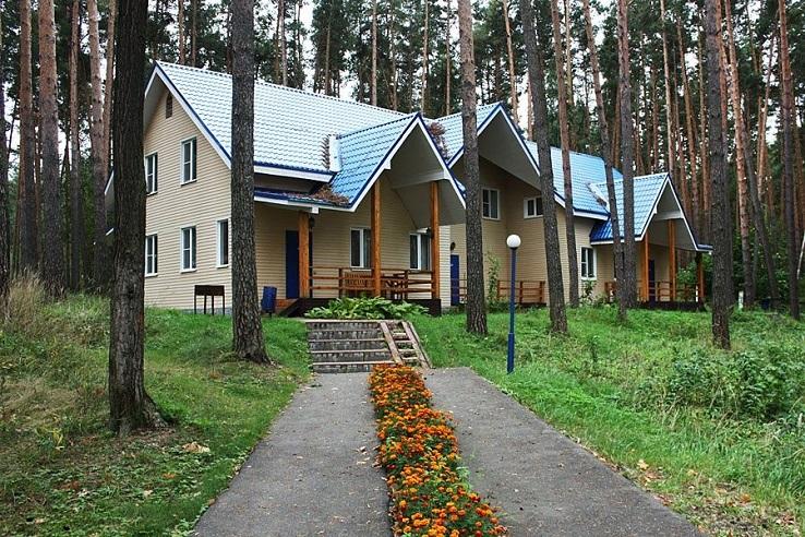 Пансионаты и дома отдыха в Дзержинске